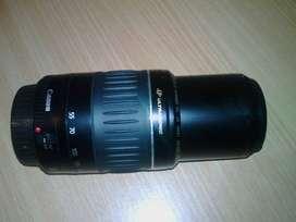 Zoom Canon 55 200  EF USM