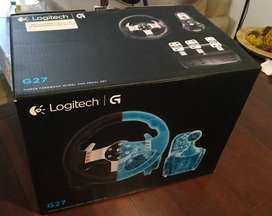 Logitech G27 Racing Wheel, PC/PS3/PS4/XBOX360/XBOXOne