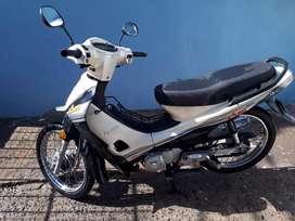 vendo moto Zanella Classic Due (  automática )