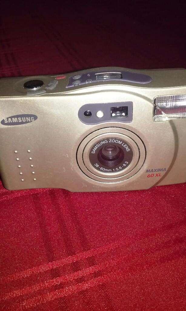 Camara Samsung Maxima 0