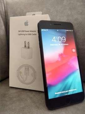 Iphone 7 Plus 256 GB edicion limitada Jet black
