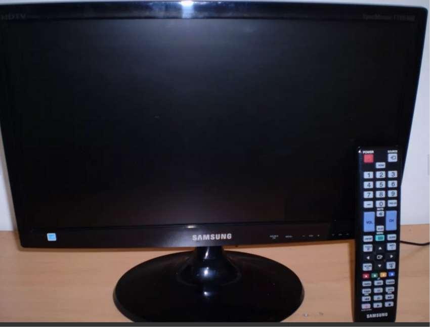 Televisor Led Sansung 20 pulgadas 0