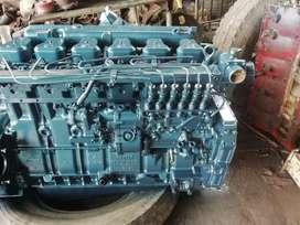 Lindo motor mwm 612 turbo interculer