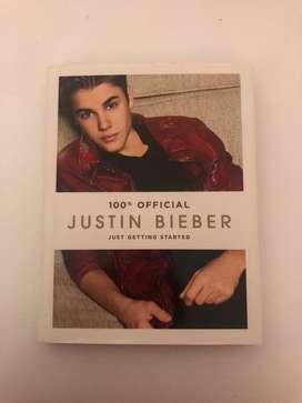 Libro Justin Bieber