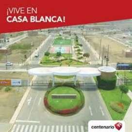 Venta de terreno - centenario - CASA BLANCA
