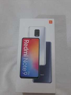 Vendo Xiaomi redmi 9 pro de 128g