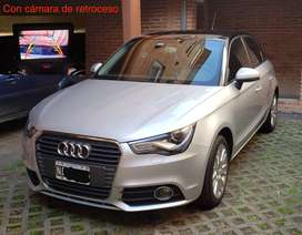 Audi A1 Sportback 1.4 TFSI Ambition Stronic Camara, TV, Android,