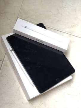 iPad 8 generación + Apple pencil 1 generación