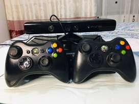 Vendo Xbox 360, de fabrica, disco duro de 250 GB, incluye juegos Originales