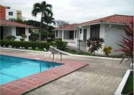 Conjunto casa Vacacional Playa Ancha - Tonsupa, Esmeraldas