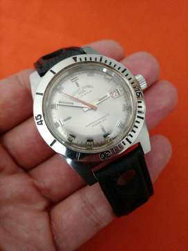 Reloj Suizo Vintage Automátic Mountroyal