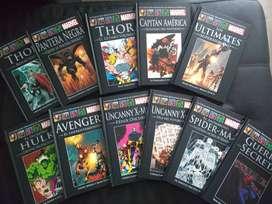 Seis Cómics Marvel. Colección el tiempo