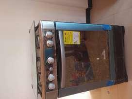 vendo estufa nueva mabe con horno
