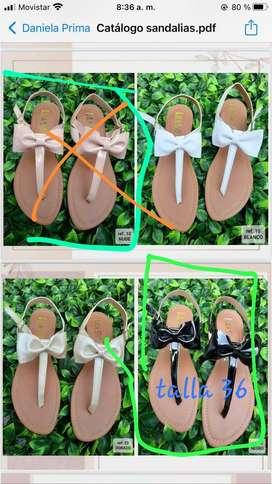 Hermoso calzado Damalú