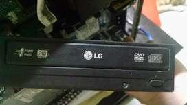 Unidad de Dvd Quemador Lg
