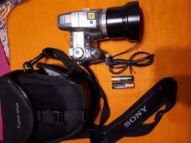Camara Sony Dsch2 Cibershot.