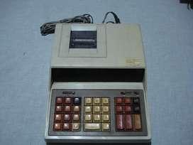 Calculadora Electrónica Retro Años 70