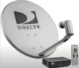 Instalación Antenas satelitales de Directv, CNT, AMAZONAS, etc. soporte técnico e instalación de app para tv box