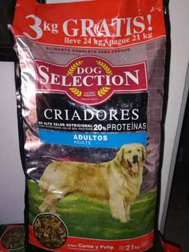 Alimento para perro Dog Selection