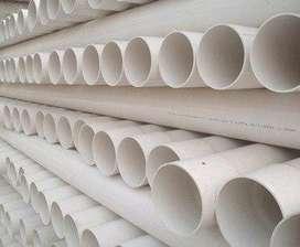 CAÑO PVC 110 x 4 METROS 3,4MM REFORZADO BLANCO