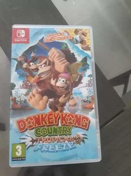 Video juego Nintendo swintch