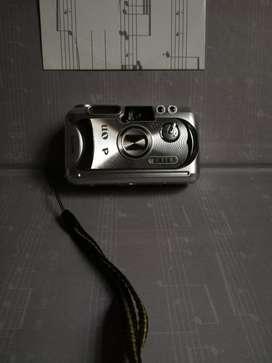 Cámara Canon Mx 1772 Wide Lens 28mm