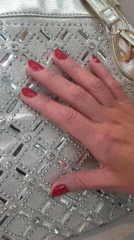 Uñas de Porcelana Acrílica