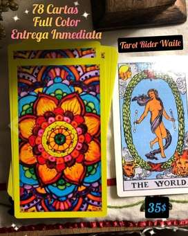 Cartas de Tarot Raider Waite