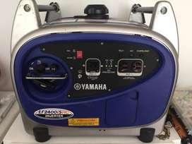 Generador Yamaha referencia EF2400ISHC (planta eléctrica)