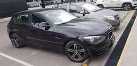 BMW 114I modelo 2014