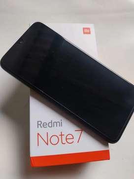 Se vende o se cambia Redmi note 7 de 128 gb