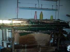 Maquina de tejer industrial - Martins