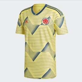 Camiseta Oficial Selección Colombia 2019 Adidas