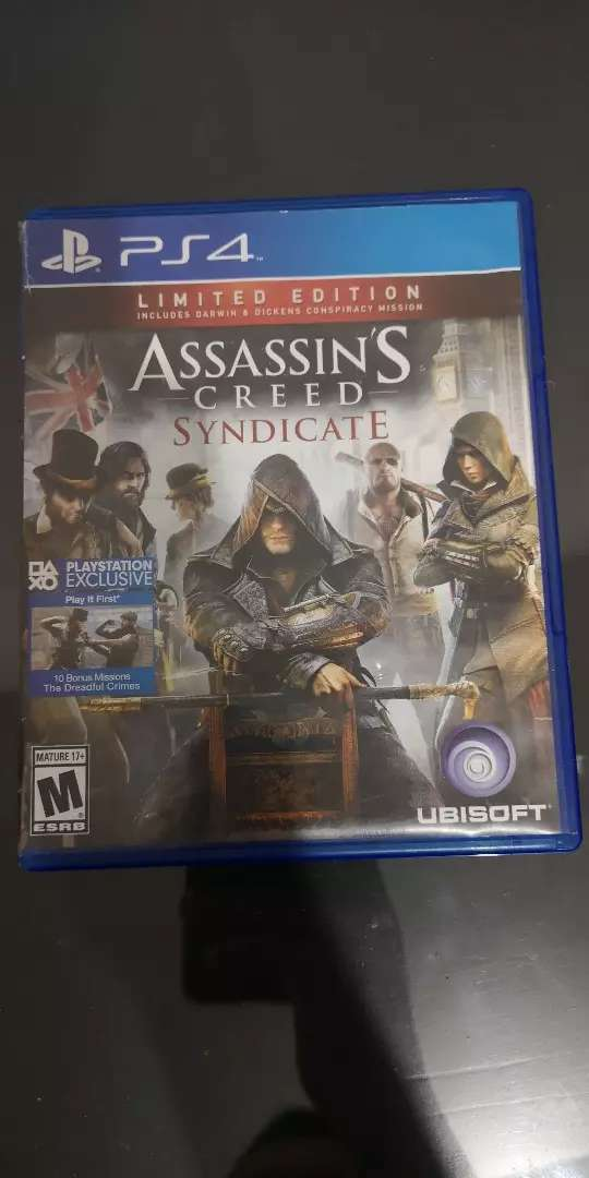 Assassins creed syndicate 0