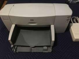 Ofertón! Impresora de inyección HP deskjet 845c. Color y blanco y negro