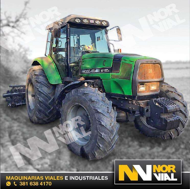 Tractor Arco Allis 6.150 160 Hp 0