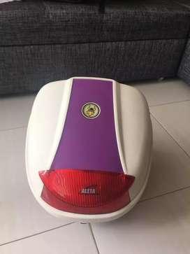 Baúl para moto Odín