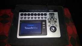 Consola digital QSC Touchmix 8