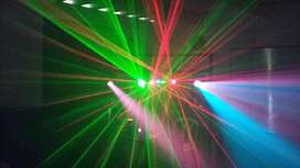 Alquilo espectacular sonidoluces