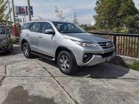 Toyota Fortuner adventure 2017