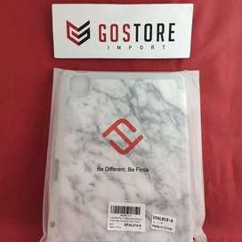 Case Protector iPad Pro 11 Fintie Color Blanco Marmoleado