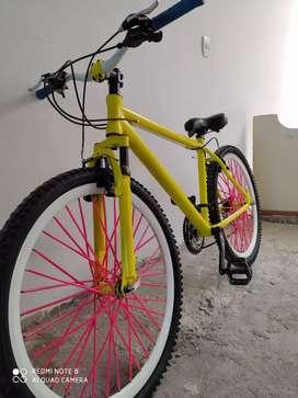 Bicicleta rin 26 VENDO O CAMBIO!!.
