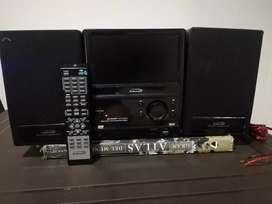 Mini Componente DVD Kalley