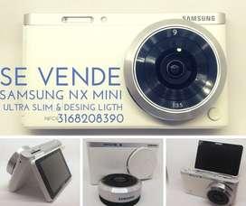 Camara Samsung NX Mini smart