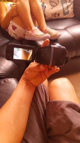 Video camara sansum