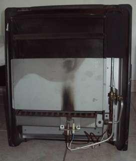 Calefactor a gas Eskabe 3000 kcal. Usado, muy buen estado.