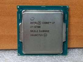 procesador core i7 6700