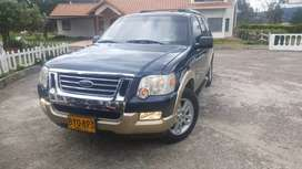 Impecable Ford Explorer Eddie Bauer blindada