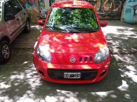 Fiat uno sporting motor 1.4 mod 2011full 85000km. Único dueño impecable calle 62 entre 3y4 la plata