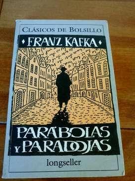 Parabolas Y Paradojas Kafka